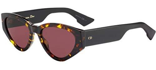 Dior Sonnenbrillen Spirit 2 Havana/Violet Damenbrillen