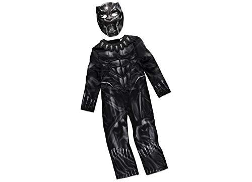 Ma - Disfraz de pantera negra para niños