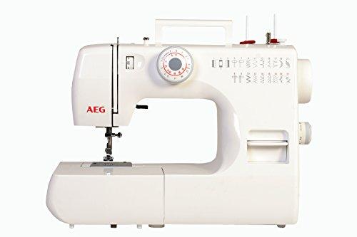 AEG. 12K, Freiarm-Nähmaschine
