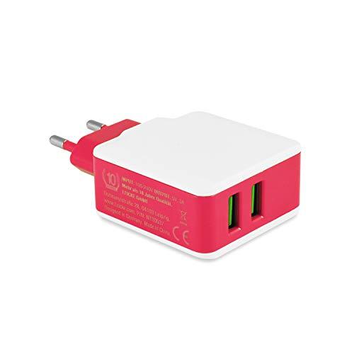 31PQOZeuhOL - LEICKE ULL Netzteil Universal, 5.5 * 2.5mm Stecker