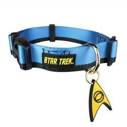 pets-supply-dog-collar-star-trek-uniform-blue-l-15-22-new-st211
