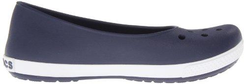 Crocs Crocband Flat Airy Nautical Navy/White