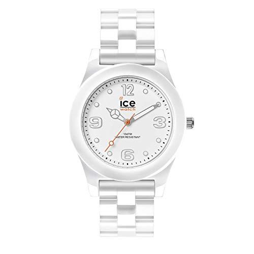 Ice-Watch Mixte Adulte Analogique Quartz Montre avec Bracelet en Plastique 015776
