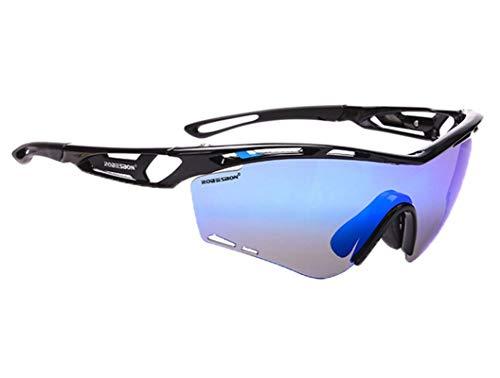 Daesar Arbeitsbrille Brillenträger Schwarz Sport Brille Winddicht Brille Motorrad Herren