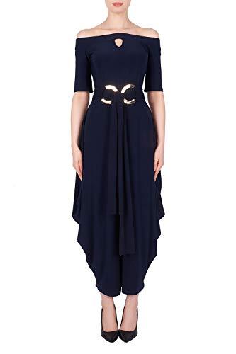 Joseph Ribkoff Midnight Blue Jumpsuit/Combinaison Style - 191051 Spring Summer 2019