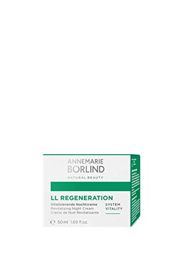 Annemarie Börlind LL Regeneration femme/woman, Nachtcreme, 1er Pack (1 x 50 ml)