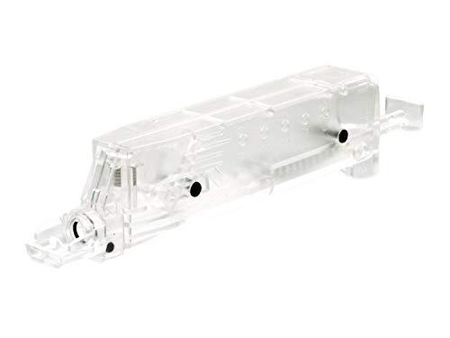 ARSUK Airsoft Plastic 90 Count Round Speed Loader für 6 mm BB-Pellets (90 Runden-Transparent)
