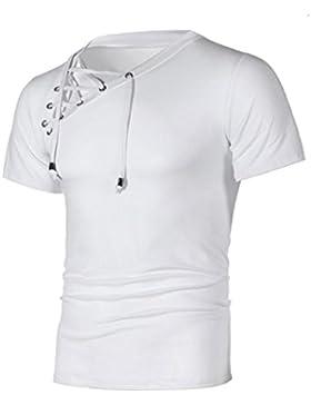 FAMILIZO Moda Camisetas Hombre Tallas Grandes Camisetas Hombre Sport Camisetas Manga Corta Hombre Camisetas Hombre...