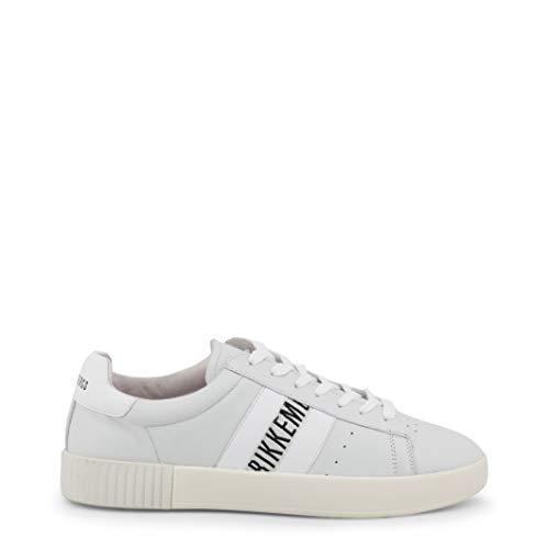 Sneakers Biancocosmos Bikkembergs 2434 Basse Scarpe Uomo QhdtsrCx