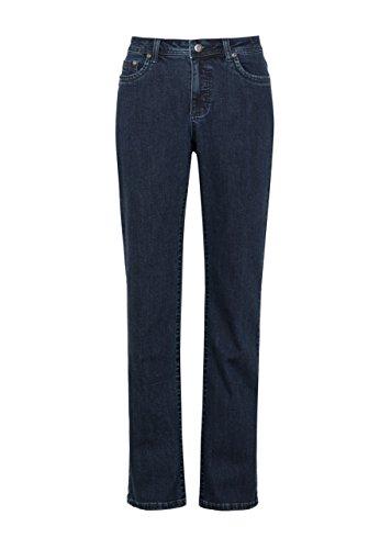 13ea4e1b313f Million X Damen Jeans New Linda Basic W42 L34, dark blue