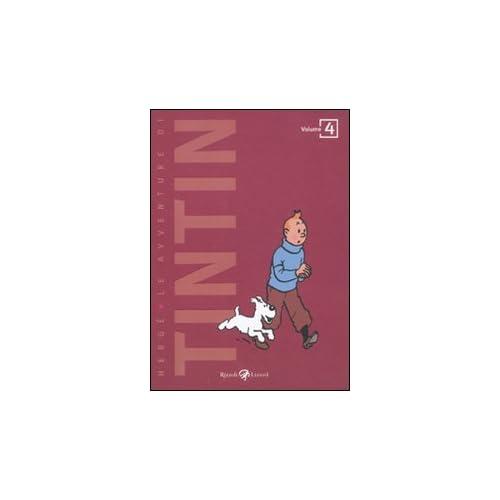 Le Avventure Di Tintin: Tintin Vol. 4