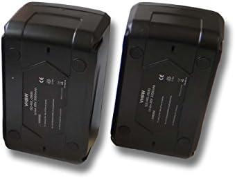 Vhbw Set risparmio risparmio risparmio 2x Li-Ioni Batteria 3000mAh (28V) per Milwaukee M28 WL LED Illuminazione etc. come 48-11-1830, 48-11-2830, 48-11-2850. | Tecnologia moderna  | Prestazione eccellente  | Buon Mercato  | qualità regina  | Beautiful  | Economico E Pra e09261