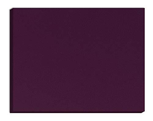 Dekati Farbprobe Aller Möbel-Fronten und Korpusse Farb-Design Lila | Maße ca: 10x18x1,5 cm