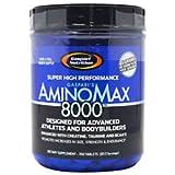 Gaspari Nutrition AminoMax 8000 - 350 Tabletten Aminosäure L-Taurin