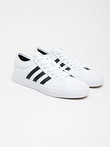 Herren Skateschuh adidas Skateboarding Matchcourt Skateschuhe White Black