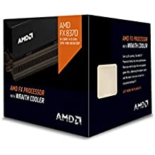AMD FX 8370 - Procesador (AMD FX, 4 GHz, Socket AM3+, PC, 32 NM, FX-8370)