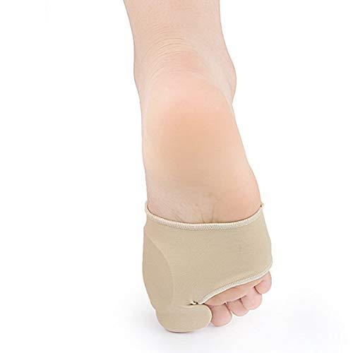 BigBig Style Fußpflege-Werkzeug 1 Paar Große Zehe Hallux Valgus Corrector Orthesen Fuß-Fußpflege Knochen Daumen Korrektur Teller Pediküre Bunion Glätteisen