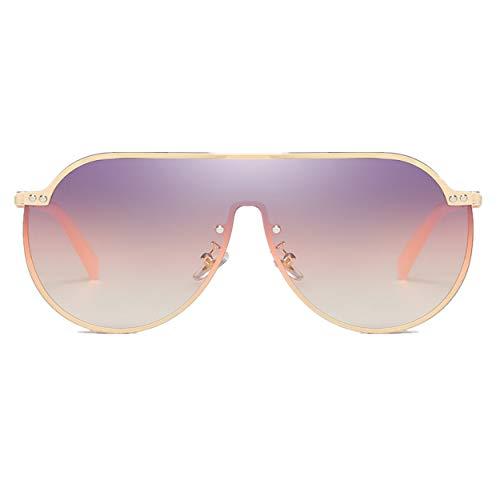 Mode Mann Frauen unregelmäßige Form Sonnenbrille Brille Vintage Retro Style Sonnenbrille Metallic Punk Sonnenbrille Feifish Klassische Moderne Herren Sonnenbrillen