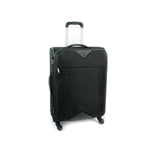 Roncato Trolley Medio ACTIVE Nero 4r. Exp. 67 cm