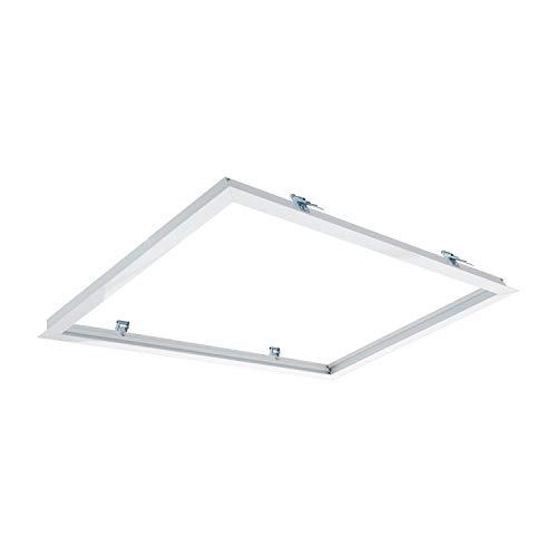Marco Empotrable Paneles LED 60x30cm Blanco efectoLED