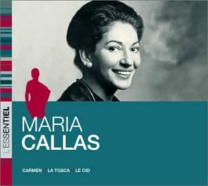 L'Essentiel - Maria Callas - Copy control