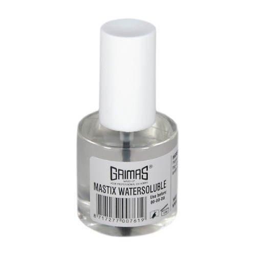 Grimas - Pegamento soluble, Mastix Watersoluble, 10 ml (2060100007)