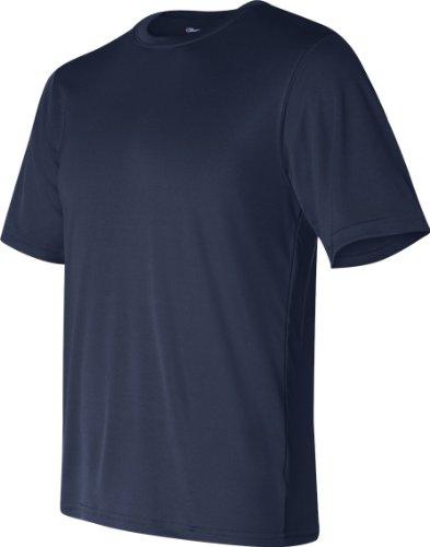 Champion - T-shirt de sport - Manches Courtes - Femme Bleu - Bleu roi