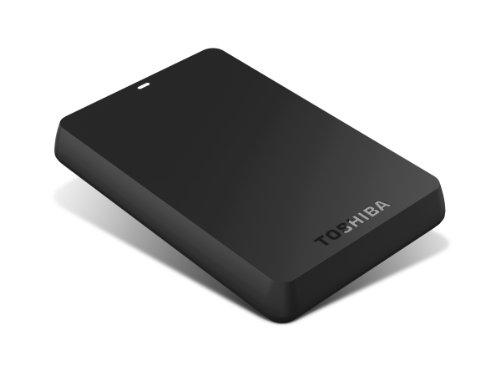 Toshiba HDTB110XK3BA 1TB External Hard Disk Black Price in India