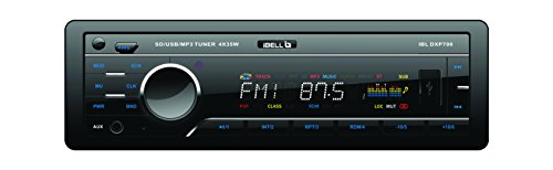 iBELL IBL DXP700 140W Car Stereo Media MP3 Music System Player (FM/AUX/USB/MMC)