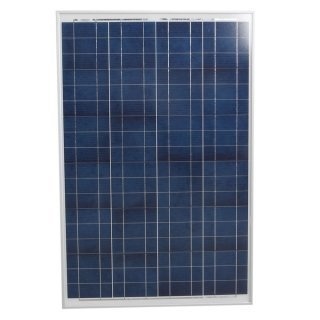 Flying Colourz 85W 18V Solar-Panel Photovoltaik PV Polykristallines Solarmodul- -