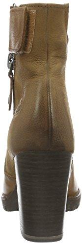 Marco Tozzi Premio 25460, Bottes Classiques Femme Marron (COGNAC ANTIC 410)