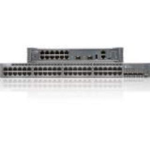 Juniper EX Series EX2300-48P - Switch - L3 - Managed - 48 x 101001000  (PoE+) + 4 x Gigabit SFP 10 Gigabit SFP+ - desktop, rack-mountable - PoE+  (740