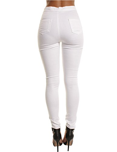 Lunghi Lunghi Straight Straight Jeans Jeans Donna Jeans Donna Straight Lunghi Jeans Donna F31cl5JuTK