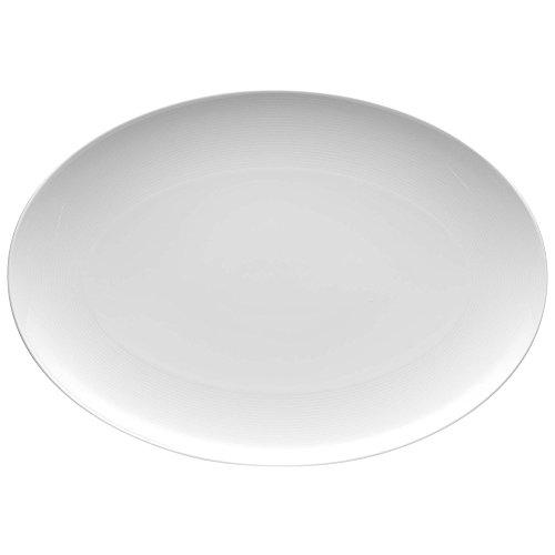 Thomas Loft - Plat 40 cm, blanc