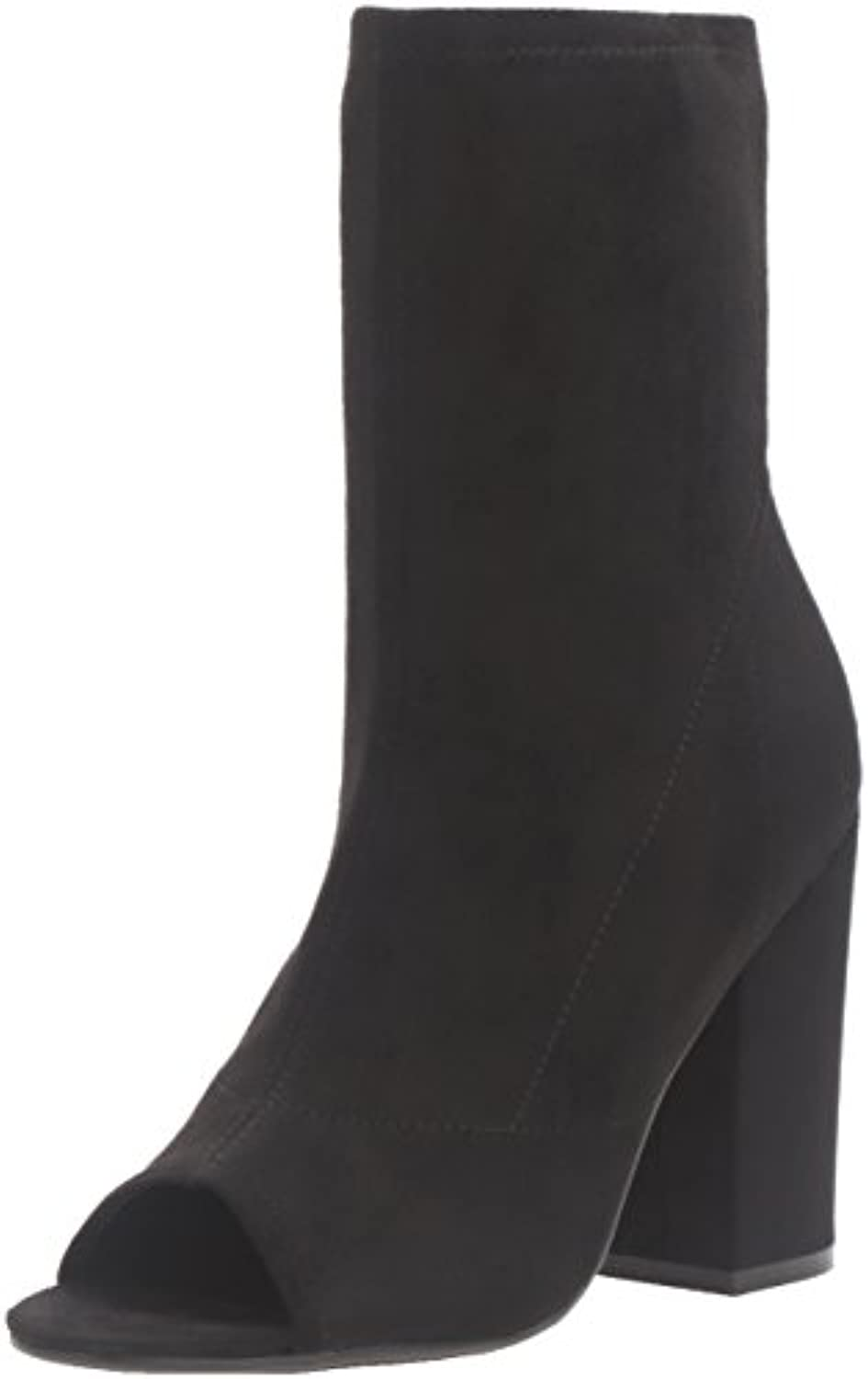 Guess Women's Galyna2 Ankle Bootie Black 6 M US