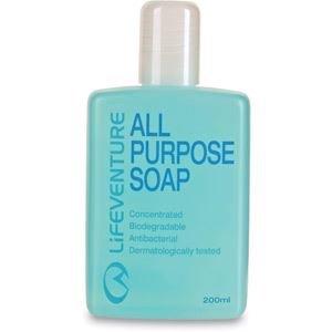 Life Venture LIFEVENTURE All Purpose Soap 200ml, Blue, One Size