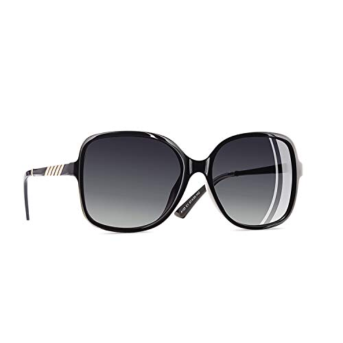 AOFLY Polarisierte Sonnenbrille Damen Mit UV Schutz Mode Fahrende Sonnenbrille Gradientenlinse für Frauen