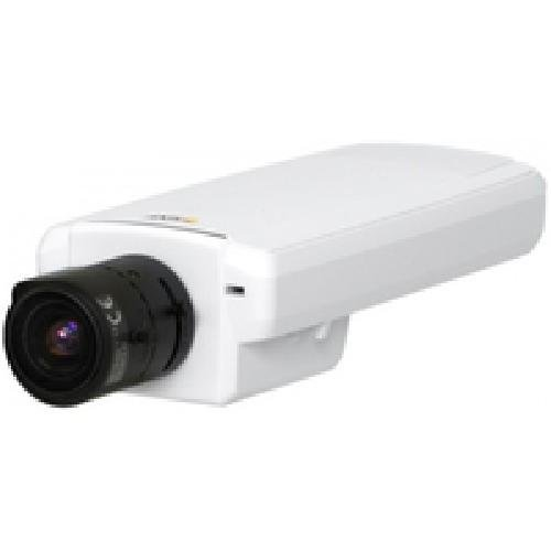 AXIS P1355 1080p HDTV resolution, day/night, fixed camera with varifocal 2.8-8 mm P-iris lens and remote back focus (camera also supports DC-iris lenses).H.264 a 6 Mm Hdtv