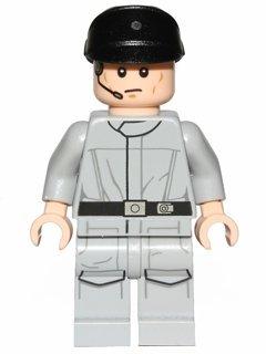 LEGO ® Star Wars Imperial Officer Minifigur aus 75134