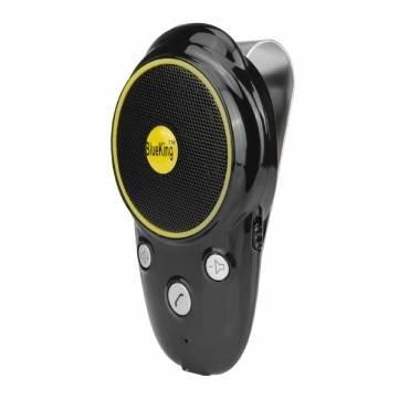 Generic CBS Wireless Hands Free Speaker Phone with Bluetooth -Blue