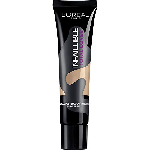L'Oréal Paris Total Cover Base maquillaje cobertura