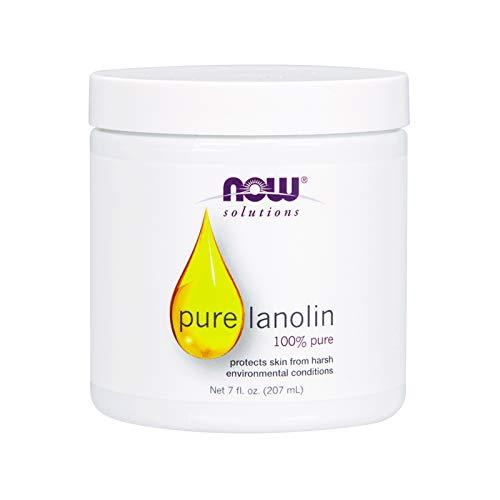 Solución de lanolina pura Now, 198,4 g