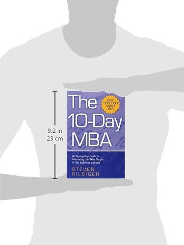 summary of the ten day mba