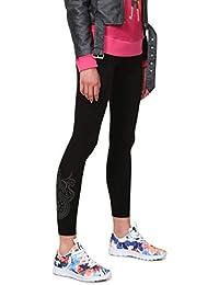 Amazon.fr   Desigual - Leggings   Femme   Vêtements dd763ed7302