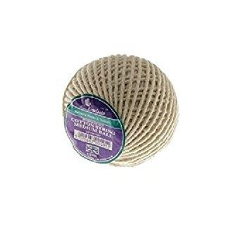 James Lever - Corde moyenne, boule en coton biodégradable pour jardin, intérieur