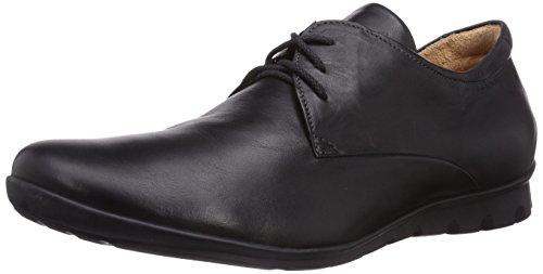Think Nubessa, Chaussures de Ville Homme Noir (Sz/Kombi 09)