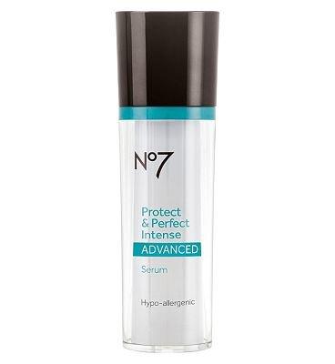 Perfect Intense Beauty Serum (No7 Protect & Perfect Intense ADVANCED Serum Pump 30ml)