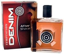 DENIM Aftershave Raw Passion for him 100ml