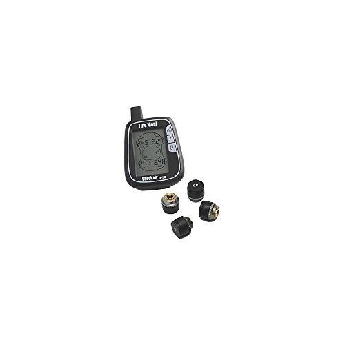 Preisvergleich Produktbild TireMoni Reifendruckkontrollsystem TM-210 inkl. 4 Sensoren