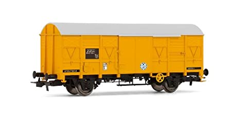 Electrotren - EL1831 - Modélisme Ferroviaire - Wagon Couvert G40 - TSO